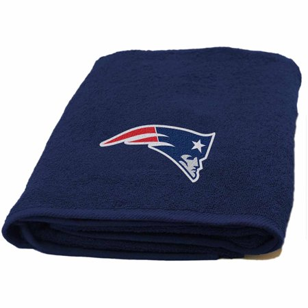 NFL New England Patriots Decorative Bath Collection - Bath Towel