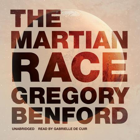 The Martian Race - Audiobook Mark Martin Race Car Driver