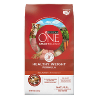 Purina ONE Weight Management, Natural Dry Dog Food; SmartBlend Healthy Weight Formula - 8 lb. Bag