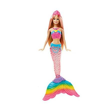 - Barbie Rainbow Lights Mermaid Doll