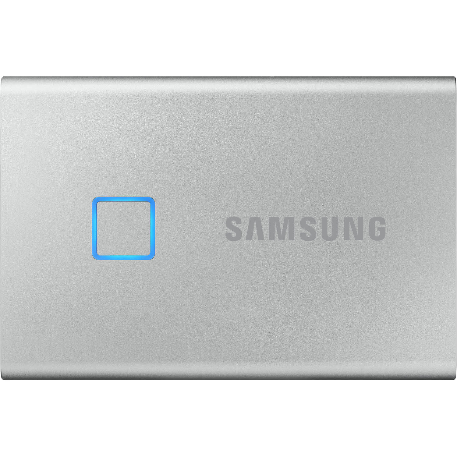 Samsung 1TB Portable SSD T7 Touch USB 3.2, Silver