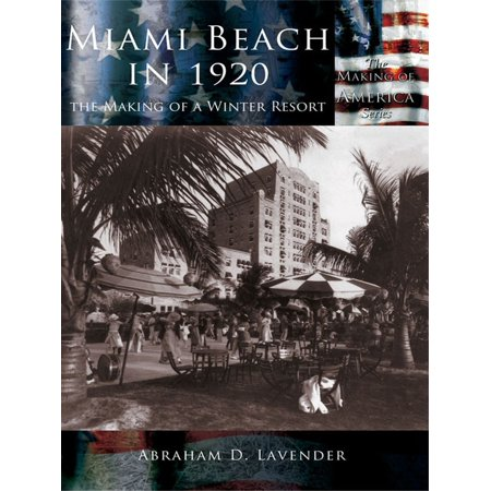 Miami Beach in 1920, The Making of a Winter Resort - eBook