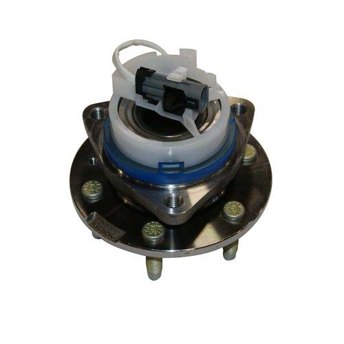 GMB Wheel Hub Assembly, 730-0375