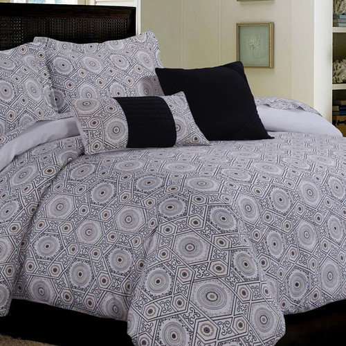 Tribeca Living Maldives 5 Piece Duvet Cover Set