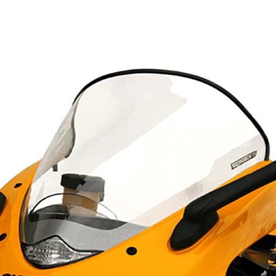 Sportech GP Series Windscreen Clear Fits 06-07 Yamaha YZF-R6 600