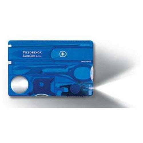 SwissCard Lite, Sapphire