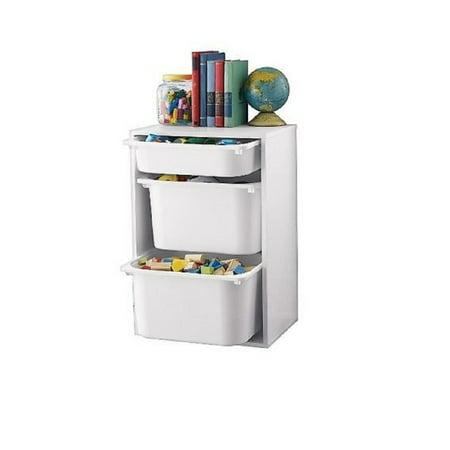 Circo 3 Bin Storage Organizer - Cinco Toys