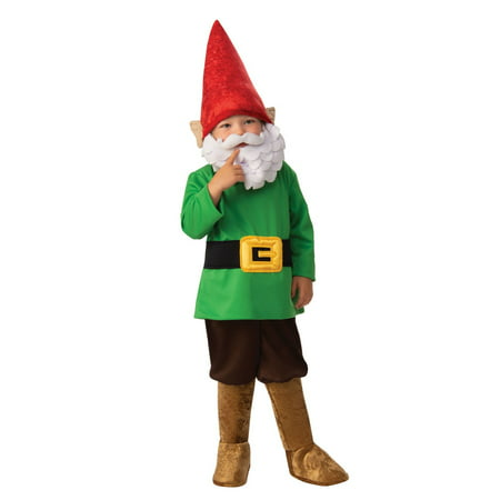 Halloween Garden Gnome Boy Child