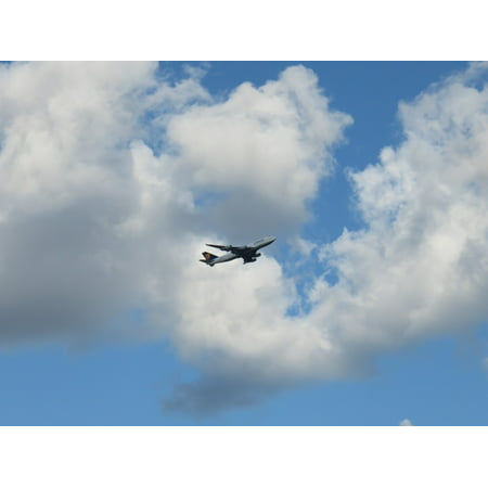 LAMINATED POSTER Plane Passenger Jet Take-off Flight Airplane Poster Print 24 x (New Supersonic Passenger Jet Set For Takeoff)