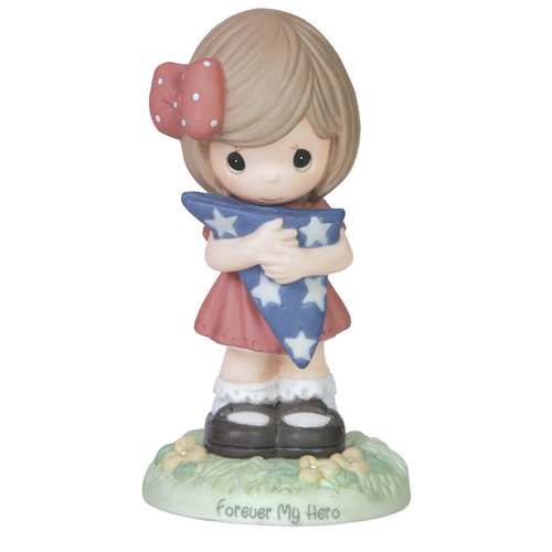 Precious Moments Forever My Hero Figurine by Precious Moments