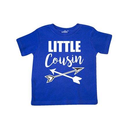 Little Cousin with Arrows Toddler T-Shirt (Big Cousin And Little Cousin T Shirts)
