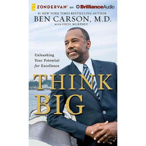 Think Big: Unleashing Your Potential for Excellence: Library Edition