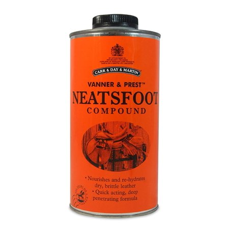 Carr & Day & Martin Vanner And Prest Neatsfoot Compound 500ML, Carr & Day & Martin Equestrian Apparel By CDM
