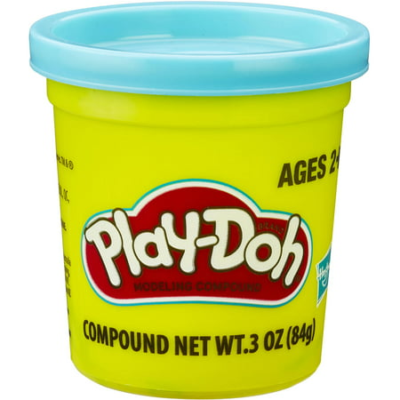 Play-Doh Modeling Compound single Can in Bright Blue - Peppa Pig Halloween Play Doh