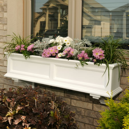 Fairfield Window Box 4FT (Hunter Green Window Box)