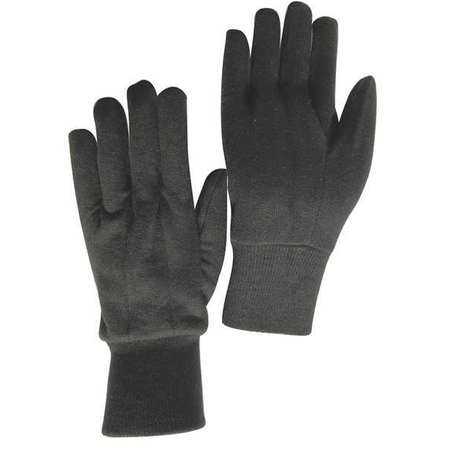 Condor 5AX38 S Brown Polyester/Cotton Jersey Gloves