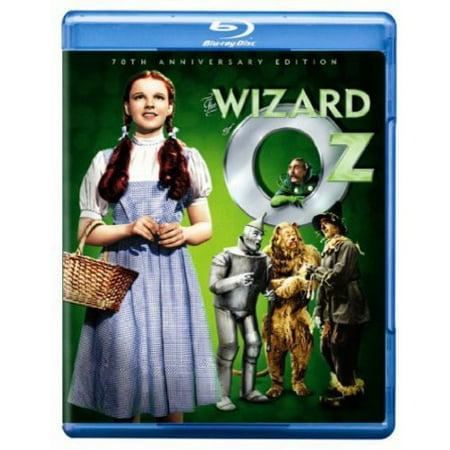 The Wizard Of Oz 70th Anniversary Blu Ray Full Frame Walmartcom