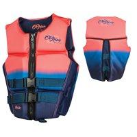 O'Brien Women's Coral Flex V-Back Neo Life Jacket