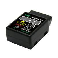 KKmoon Android BT 2.0 Interface OBDII Car Diagnostic Scanner  Code Reader Tool V02H2-1  V2.1