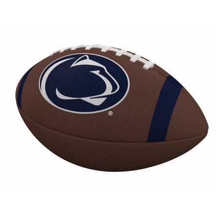 Penn State Nittany Lions Team Stripe Official-Size Composite Football Kent State Football