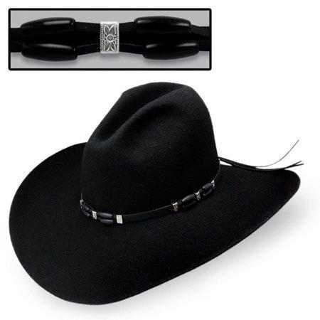 Resistol Cowboy Hats Resistol Cisco 3x Wool Cowboy Hat