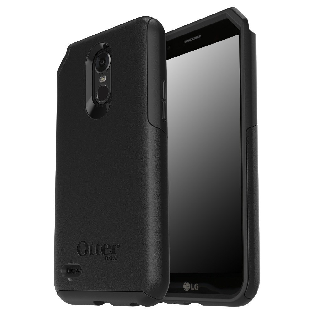 new style 2a7ad 8a0c8 OtterBox Achiever Series Case for LG Stylo 3 Plus - Black