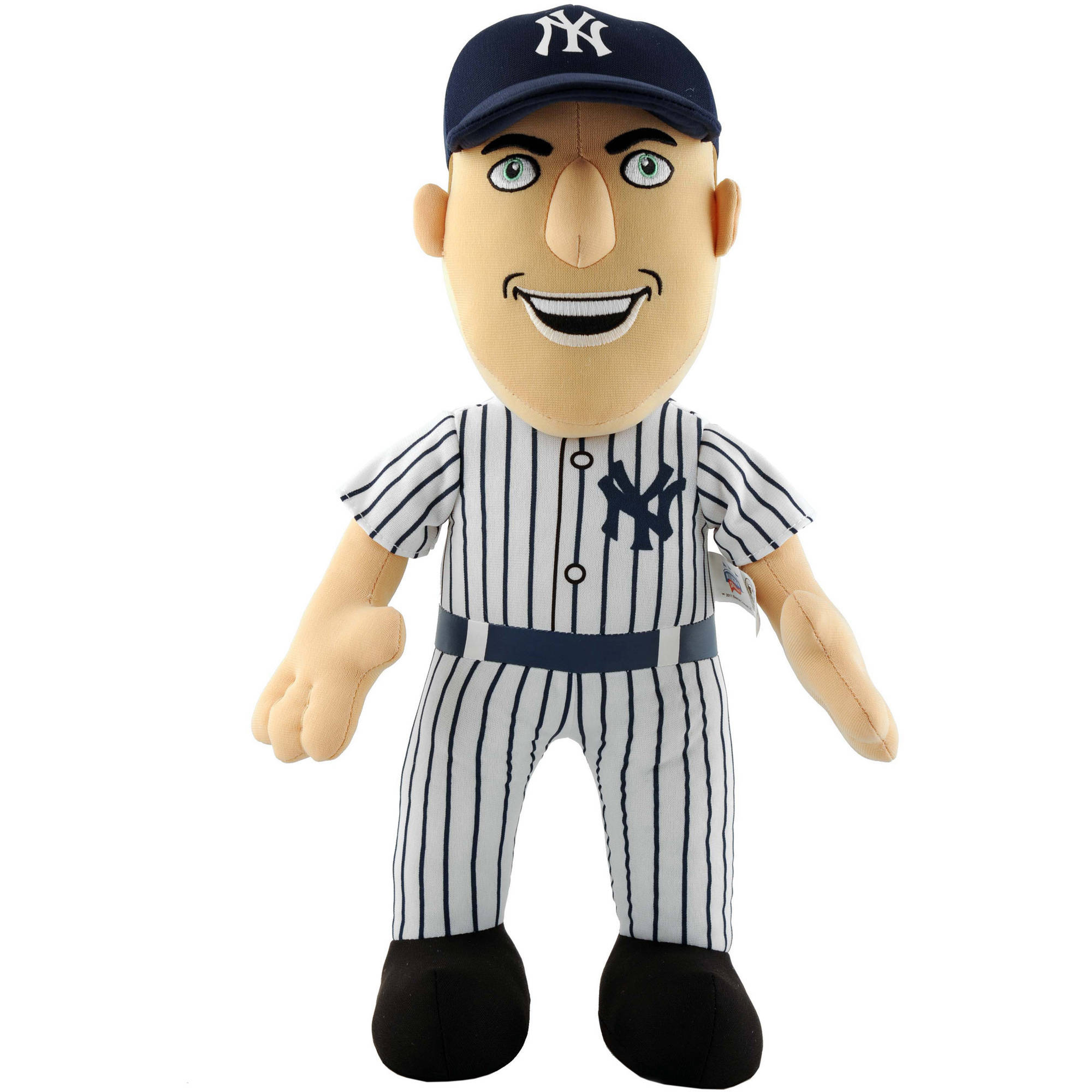 "Bleacher Creatures MLB 14"" Plush Doll, Alex Rodriguez, New York Yankees"