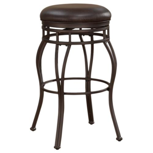 Greyson Living Valenti 34 Inch Backless Extra Tall Bar Stool By
