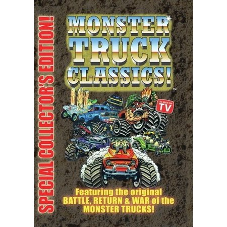 Monsters Singles (Monster Truck Classics Collector'S Edition Single Dvd (DVD))