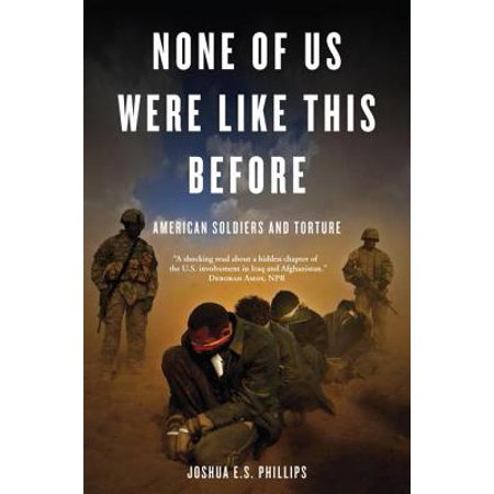 None of Us Were Like This Before - eBook