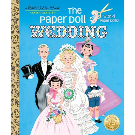The Paper Doll Wedding
