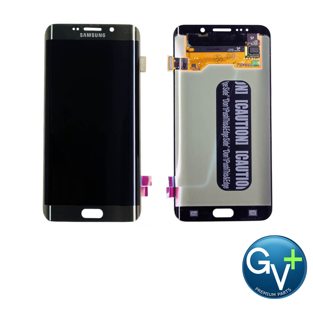 OEM Touch Screen Digitizer and AMOLED for Samsung Galaxy S6 Edge Plus - Gold Platinum (SM-G928)