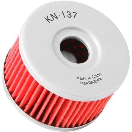 K&N KN-137 Suzuki High Performance Oil Filter Dna High Performance Filters