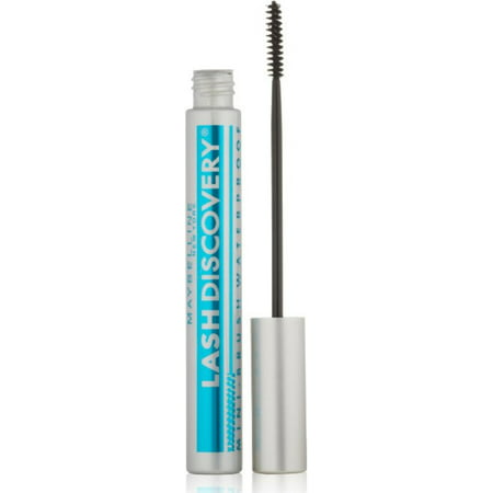 - Maybelline New York Lash Discovery Waterproof Mascara, Very Black [361] 0.16 oz