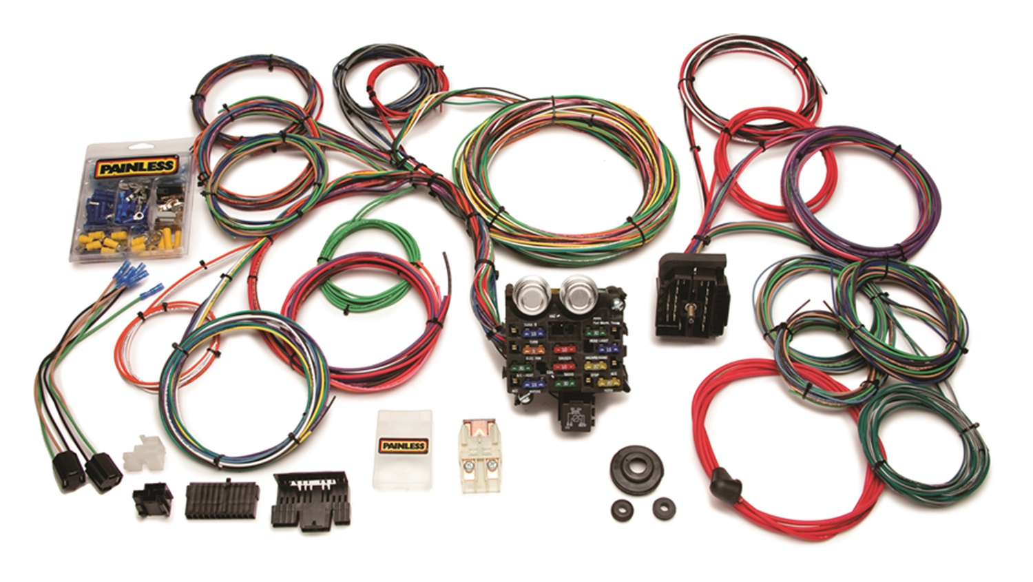 painless 18 circuit wiring harness instructions painless painless wiring harness diagram painless wiring diagrams car on painless 18 circuit wiring harness instructions