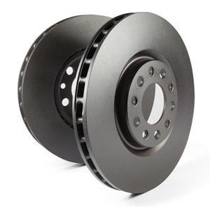 EBC Brakes Ultimax OE Style Disc Kit RK7219 Disc Brake Rotors