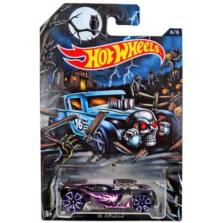 Hot Wheels Happy Halloween! 16 Angels Die-Cast Car](Halloween Car)