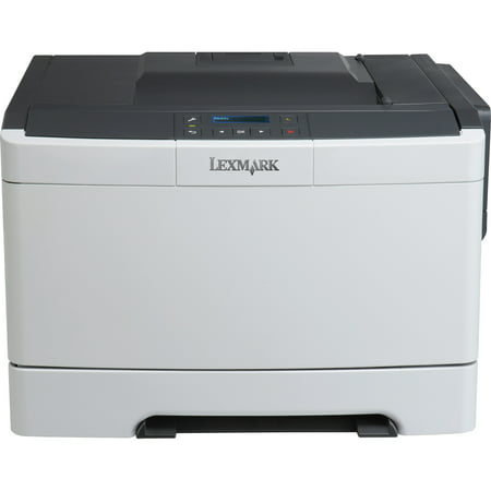 Lexmark CS317dn Laser Printer - Color - 2400 x 600 dpi Print - Plain Paper Print - Desktop