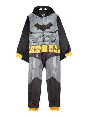 Nightwear Baby Boys DC Comics Batman fleece Dressing Gown ...