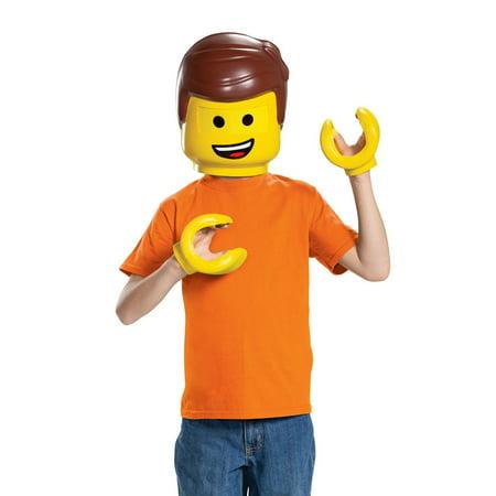 Lego Halloween Part 2 (Halloween Lego Movie 2: Emmet Child)