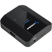 Sabrent 4-port Usb 3.0 Hub With Power Ad