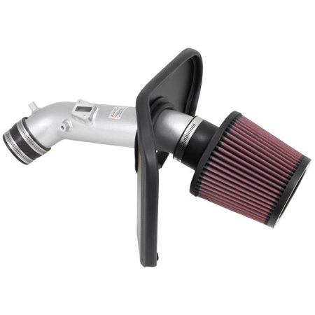 K&N Performance Cold Air Intake Kit 69-1213TS with Lifetime Filter for Honda Accord