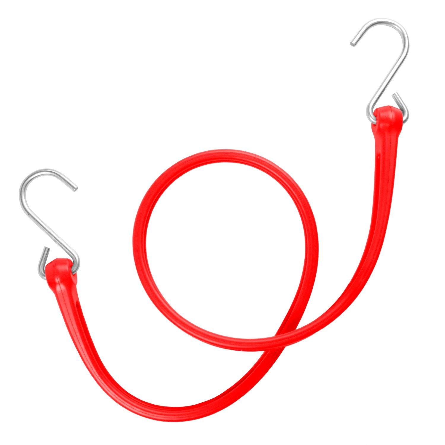 """THE PERFECT BUNGEE 36"""" Heavy Duty Strap, Galvanized Hook"""