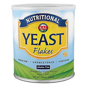 Kal Nutritional Yeast Flakes - 12 oz (Nutritional Yeast Flakes)