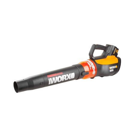 WORX TURBINE Blower, 56V Li-ion, Brushless Motor, Variable Speed, 125 mph, 465 cfm, TOOL ONLY ( No Battery, No Charger Included )