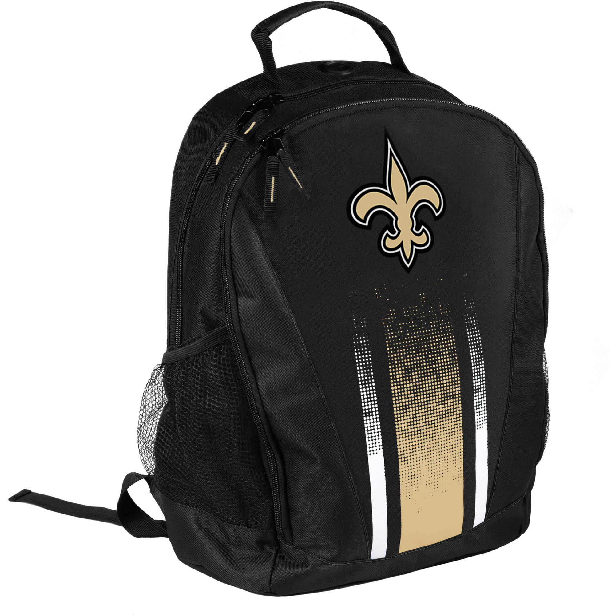Forever Collectibles NFL New Orleans Saints Prime Backpack