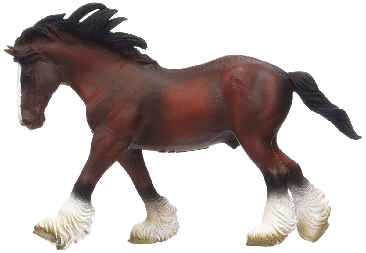 Breyer Horses Corral Pals Bay Roan Mangalarga Marchador Stallion #88791