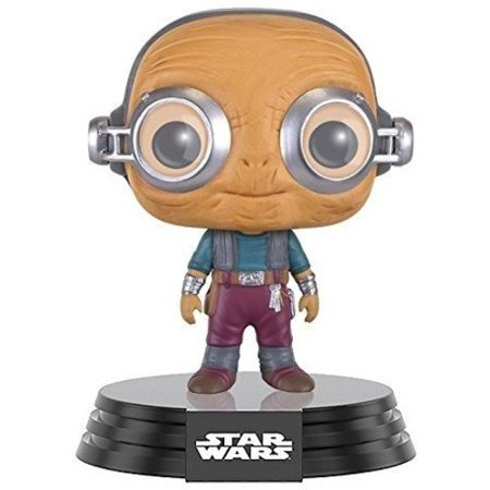 Funko POP Star Wars: Episode 7: The Force Awakens Figure - Maz Kanata - Episode 7 Star Wars