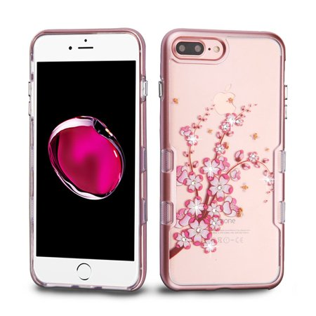 Case For Iphone 8 Plus Iphone 7 Plus Case By Insten Spring Flowers