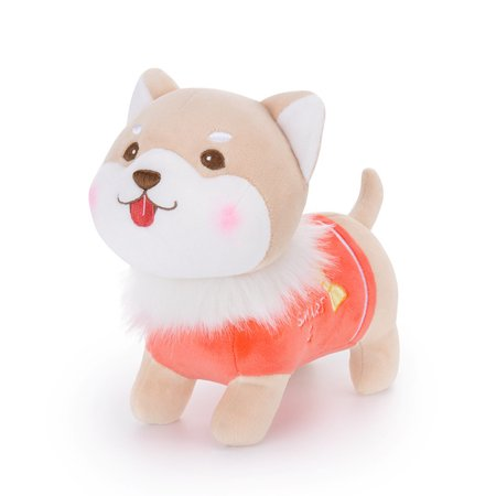 Stuffed Plush Animal Dolls Lovely Plush Cute Puppy Collection Toys Easter Gift